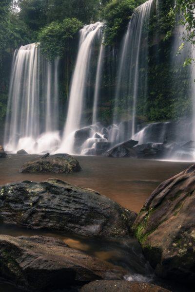 Khmer Falls